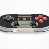 New Deal: 26% off the NES30 Pro Bluetooth Game Controller Image